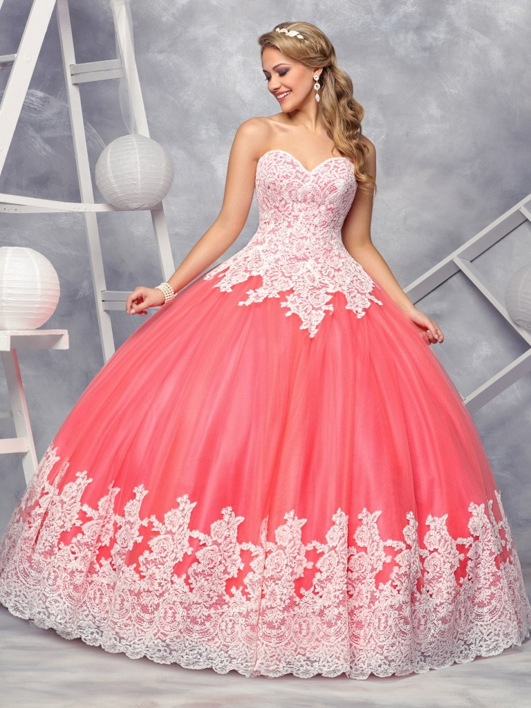 b5f1e81f2ab Hot Off the Runway Part 2  9 More Gorgeous Quinceanera Gowns for ...
