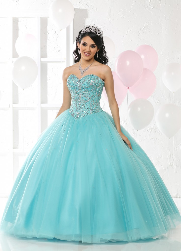 7b3ea7b6c29 Your Quinceanera Dress Guide  Fabrics