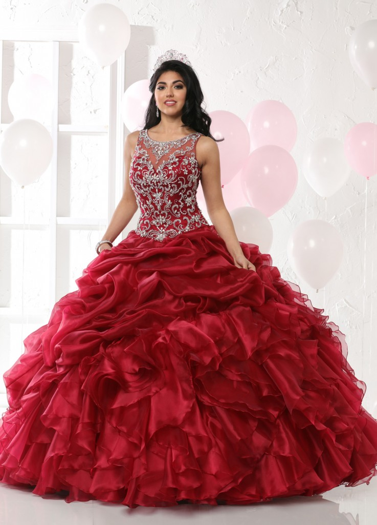 Your Quinceanera Dress  What the Colors Symbolize  ca706644e8c3