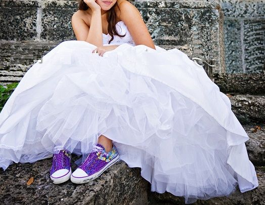 converse quinceanera shoes
