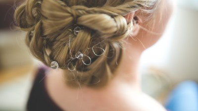 Spin Pin your Way to Gorgeous DIY Quinceanera Hair