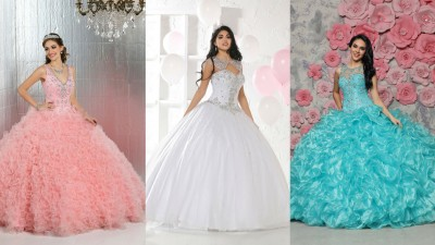 2017 Special Part Two: 9 More Quinceanera Gowns with Style!