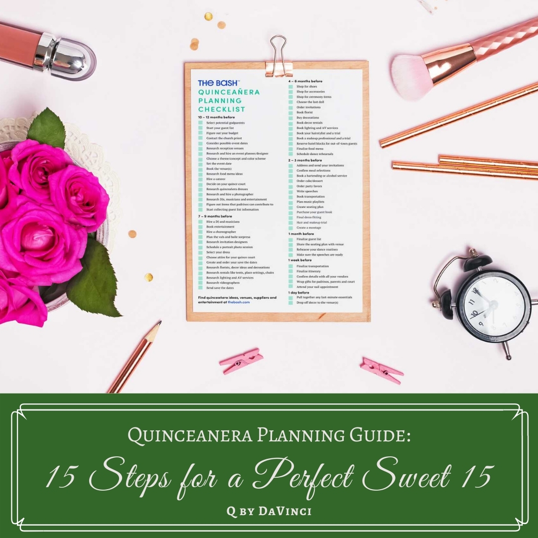 Easy Quinceanera Guide: 15 Steps for a Perfect Sweet 15
