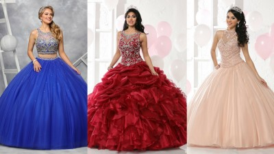 2017 Special Part One: 9 Modest Quinceanera Gowns with Style!
