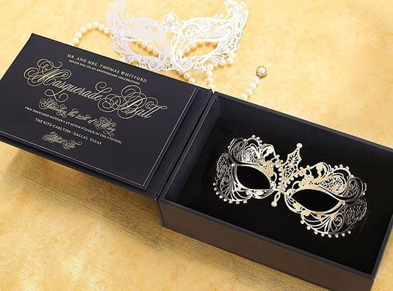Top 5 Themes for Quinceanera Invitation & Save-the- Dates