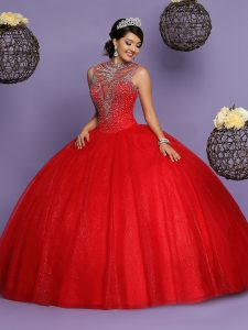 Q by DaVinci Style #80369 in Red