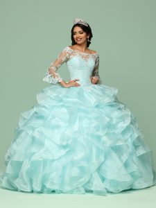 Q by DaVinci Style #80399 in Ice Blue