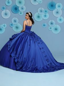 Q by DaVinci Style #80445 in Cobalt