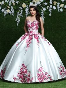 Embroidered Quinceanera Dress Style #80457