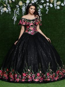 Embroidered Quinceanera Dress Style #80461