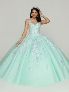 Mint Green Quinceanera Dress Style #80511