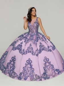 Lilac Quinceanera Dress Style #80514