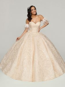 Blus Quinceanera Dress Style #80516