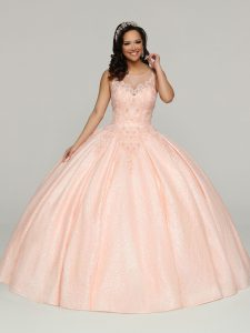 Pink Multi-Color Quinceanera Dress Style #80519