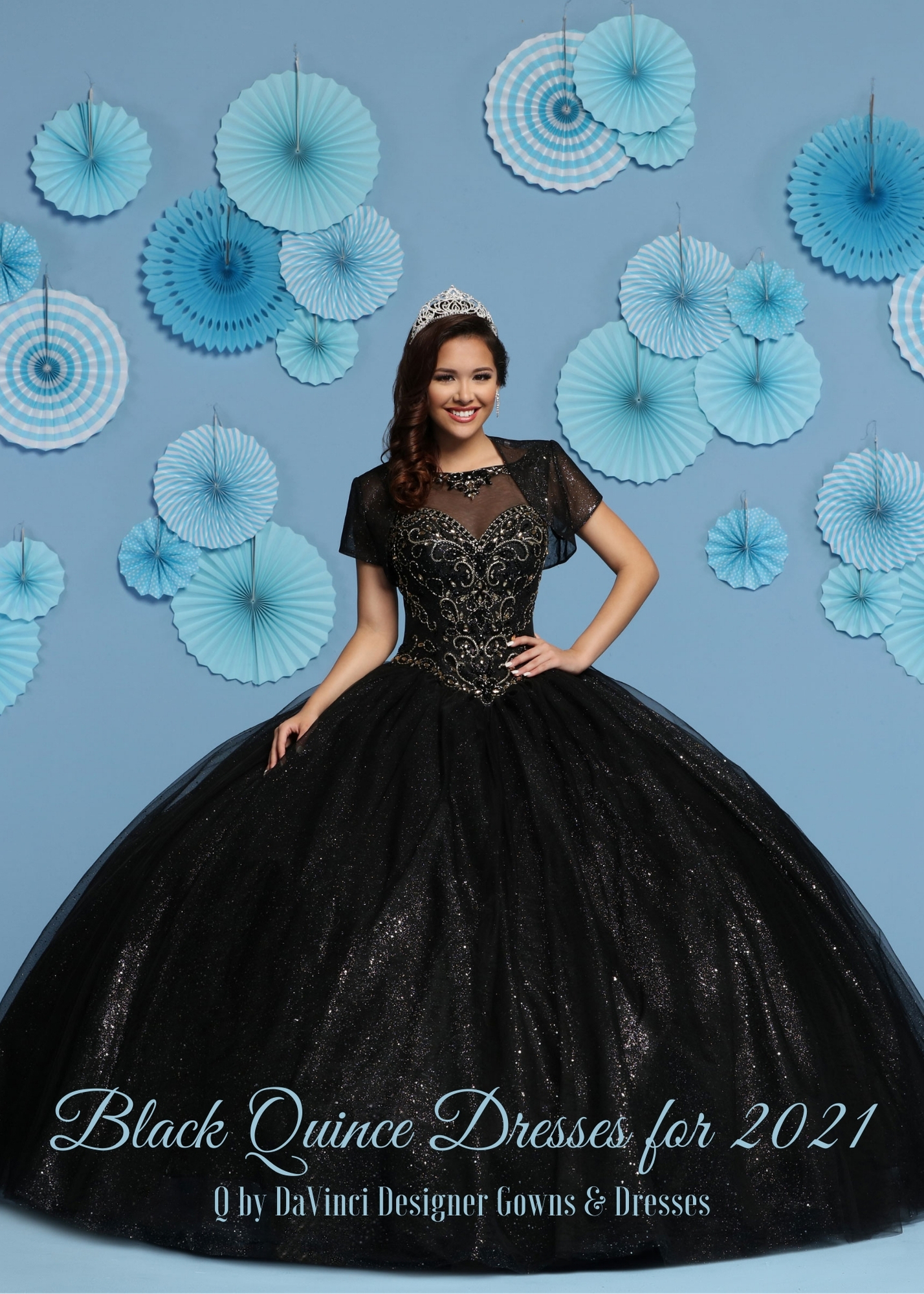 Black Quinceanera Dresses for 2021 – Q by DaVinci