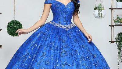 Bright Cobalt Blue Quinceanera Dresses for 2021 – Q by DaVinci