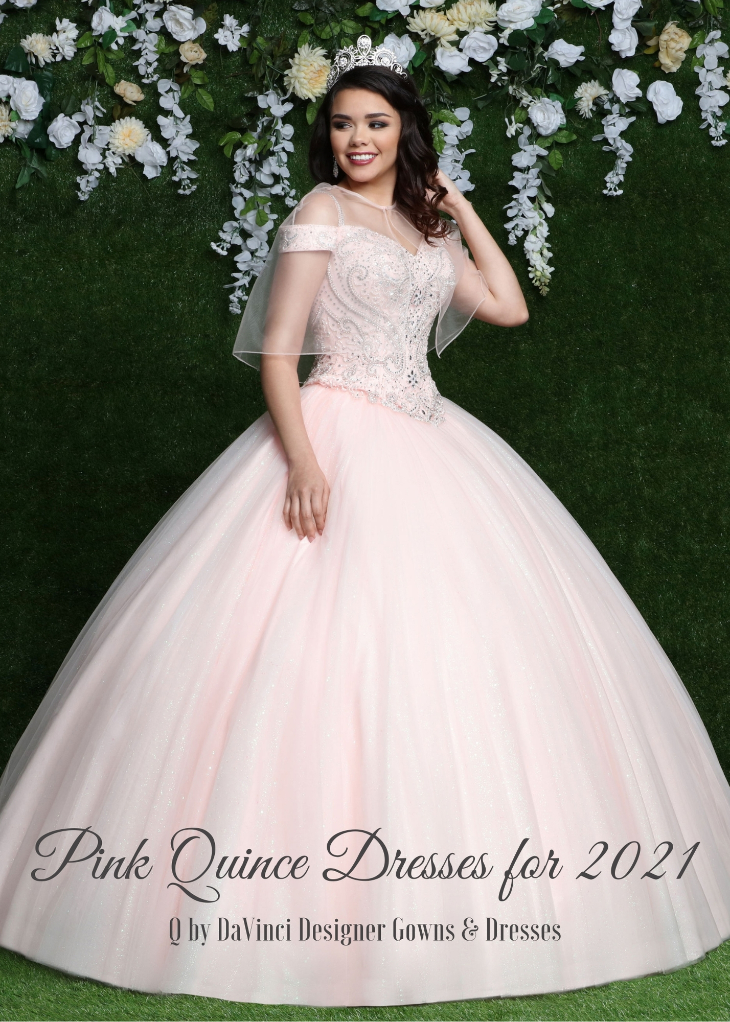 Pink Quinceanera Dresses for 2021 – Q by DaVinci