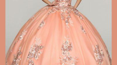 Quinceanera Color Trends 2021-2022: Pastel Dresses