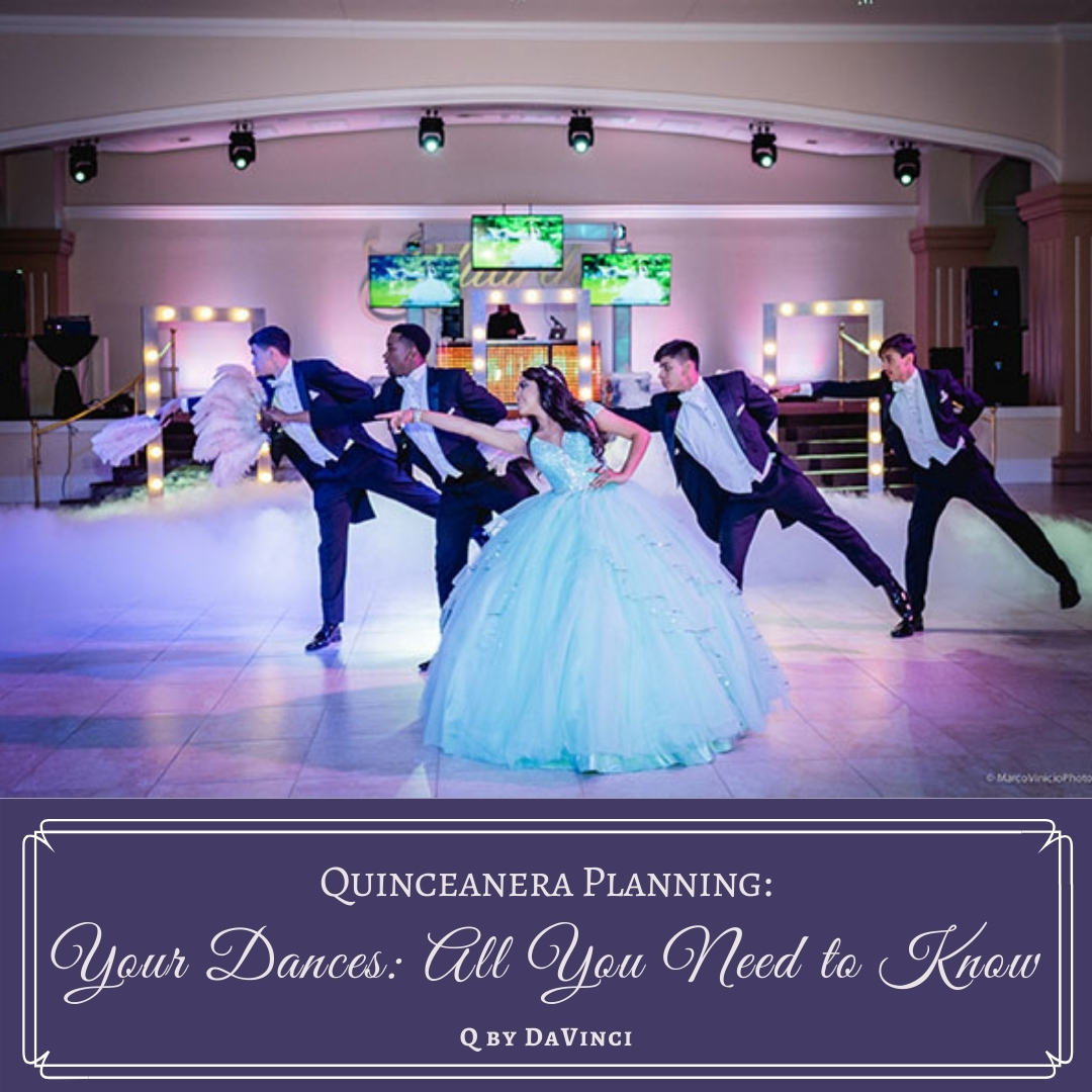Your Quinceanera Dances: All You Need to Know