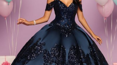 Quinceanera Style Trends 2021 Satin Dresses