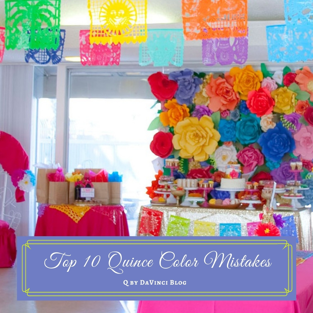 How to Avoid the Top 10 Quince Color Mistakes