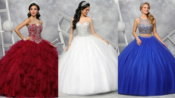 Hot Off the Runway: 10 New Quinceanera Gowns for 2017