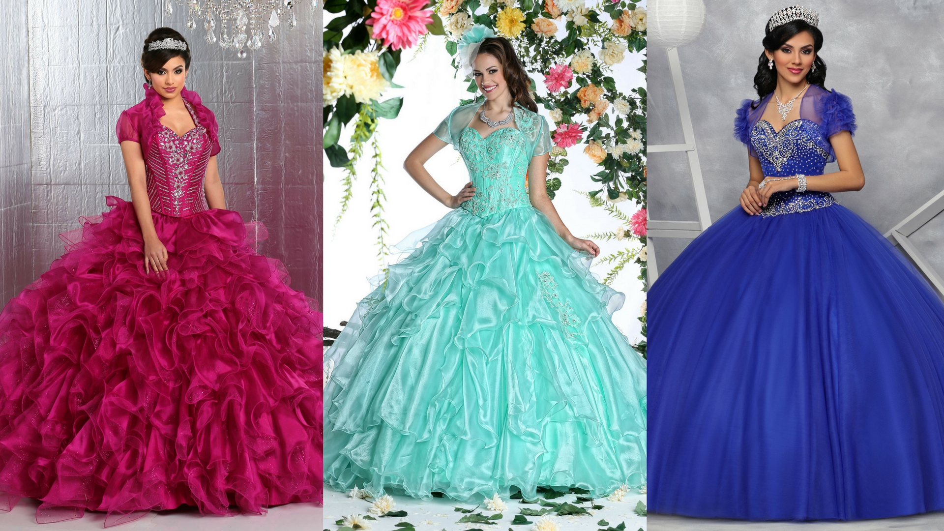 Classic Quinceanera Coverups: Boleros, Shawls & Sleeves